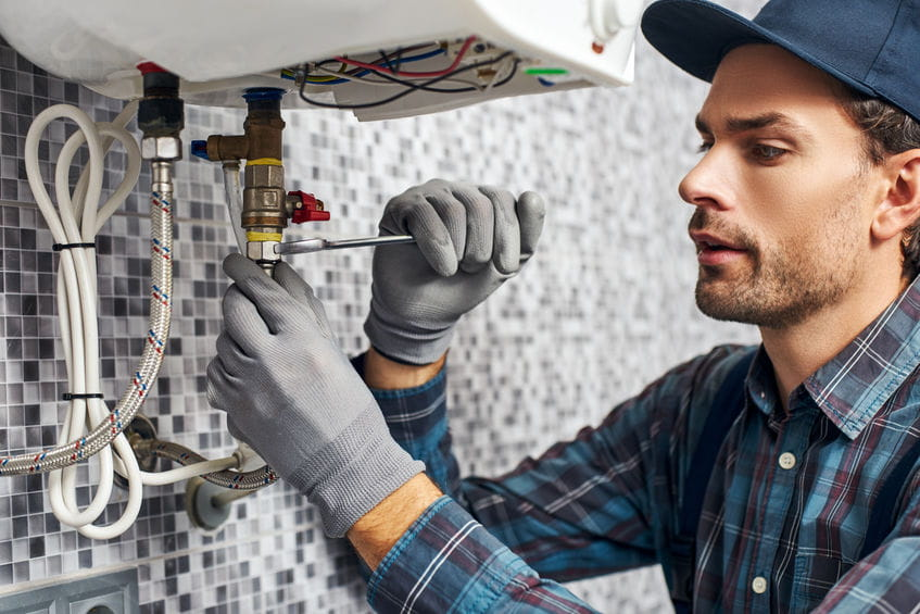 water heater repair in Delano, CA