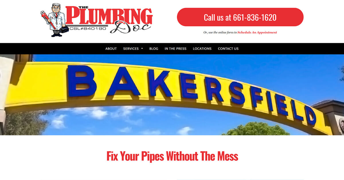 Sewer Line Repair Bakersfield Should You Do Trenchless